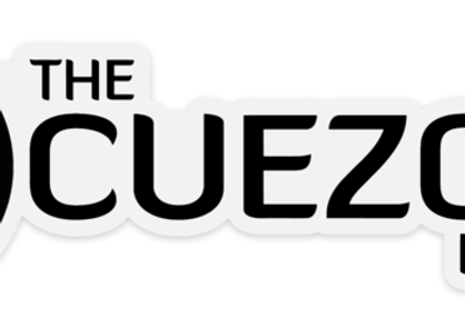 CueZone Podcast Car/Window Sticker