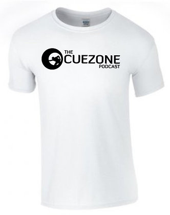 CueZone Podcast T Shirt
