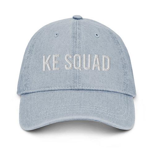 KE Squad Denim Hat