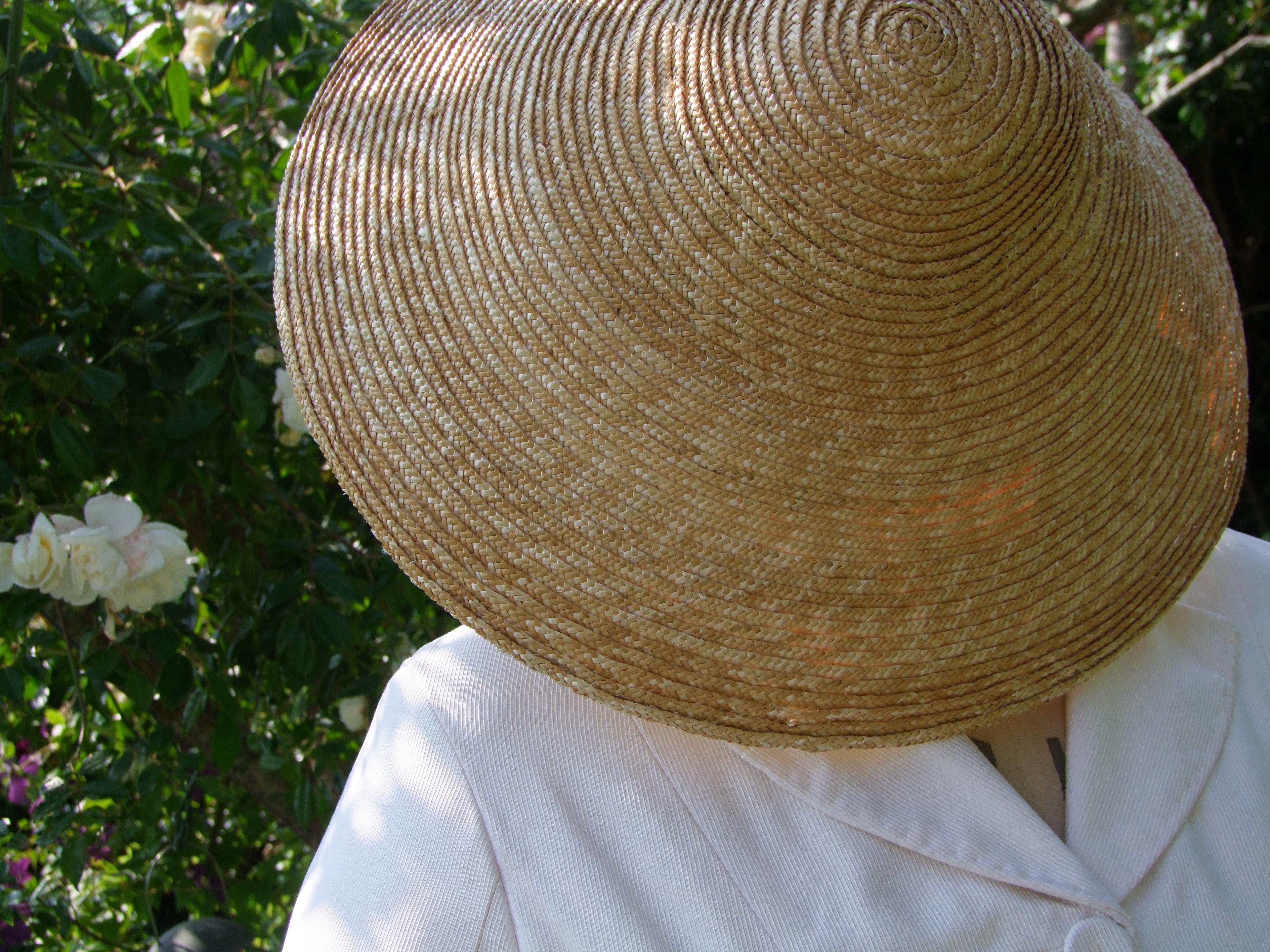 Peddle Straw Hat