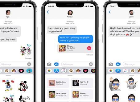 Rumor: iMessage poderá ter recurso de edição de mensagens