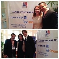 2014 Visit USA in Rio de Janeiro