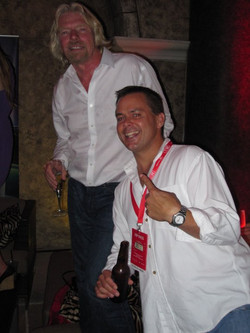 Virgin's 40 Years Young Party