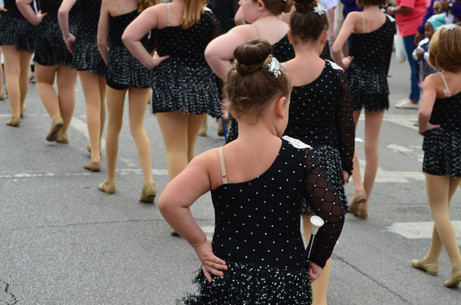 Take the Stage Twirling
