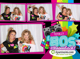 Candid Memories Photo Booths Corporate Social Event