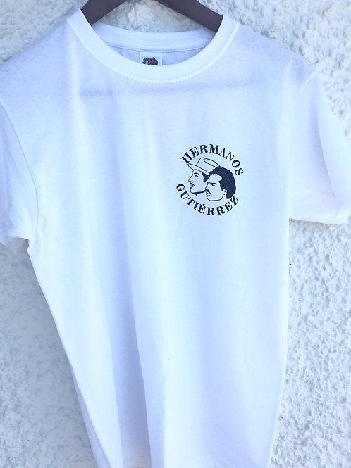 """T-Shirt """"Hermanos Gutiérrez Logo"""""""