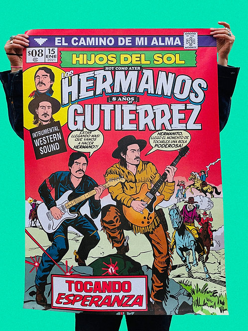 "Poster ""ESPERANZA"""