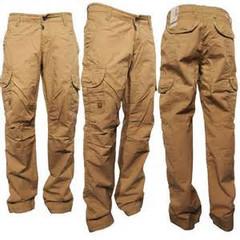 Pantalons toiles