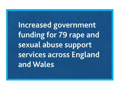 Sail welcomes funding support from the Ministry of Justice