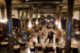 traditional tango dance salon