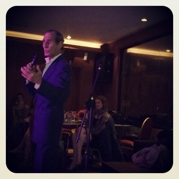 Facebook - Tito Roca performing live at #ElYeiteTangoClub. Video coming soon on #QueSigaLaMilonga