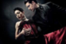 professional tango dancers