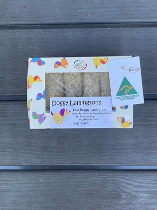 Doggy Lamingtons
