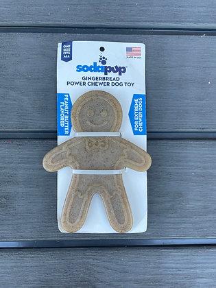 Nylon Gingerbread Man
