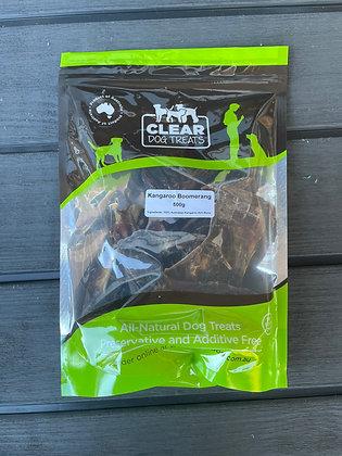 Kangaroo Boomerangs - Clear Dog Treats