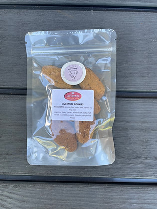 Livermite Cookies