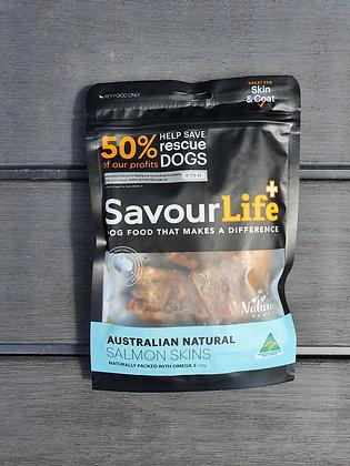 SavourLife Australian Natural Salmon Skins