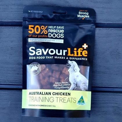 SavourLife Chicken Training Treats