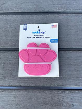 Nylon Pink Paw