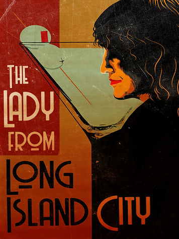 Lady from LIC Poster