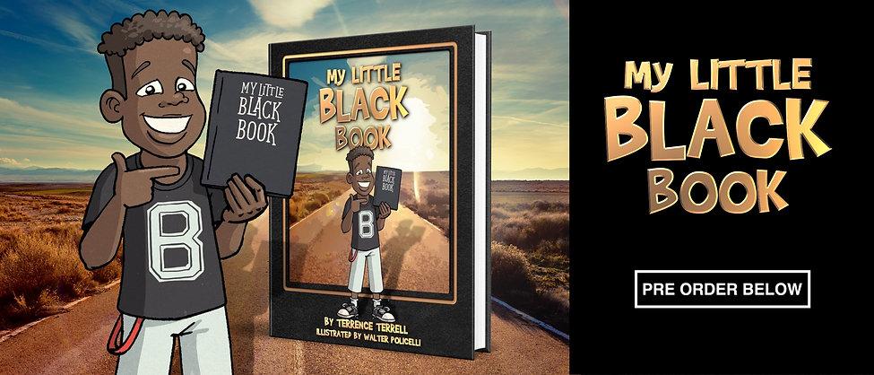 My Little Black Book Pre Order Banner .j