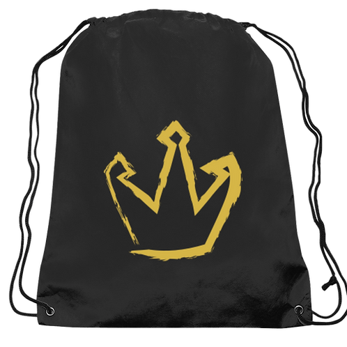 "THE CROWNED ""BOOK"" BAG"