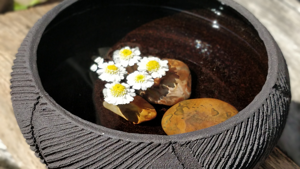 Daisies and flints 1