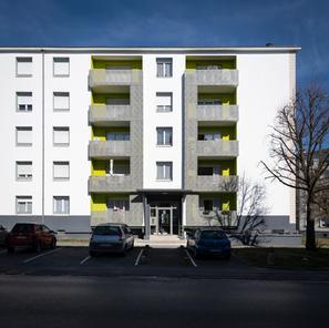 Rénovation de 333 logements à Reims (51)