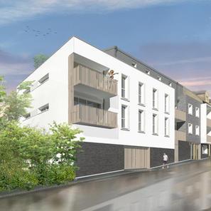 14 logements collectifs à Chauconin-Neufmontiers (77)