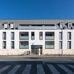 12 logements collectifs à Saint-Brice Courcelles (51)