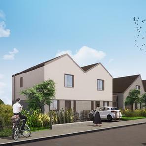 27 maisons individuelles et 16 logements intermédiaires à Reims (51)