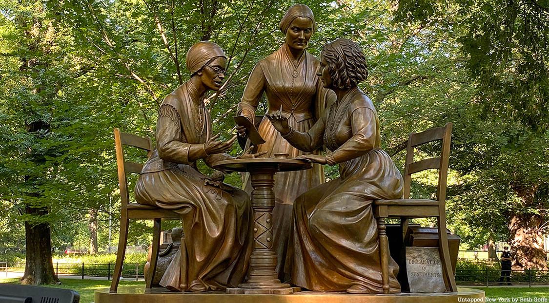 Women's Rights Pioneers