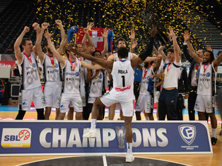 SB League Final – Fribourg Olympic champion