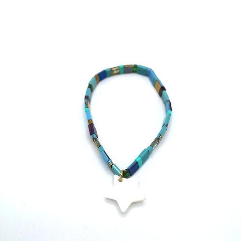 Bracelet SUMMER Etoile nacre