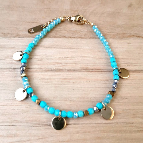 Bracelet MIA turquoise