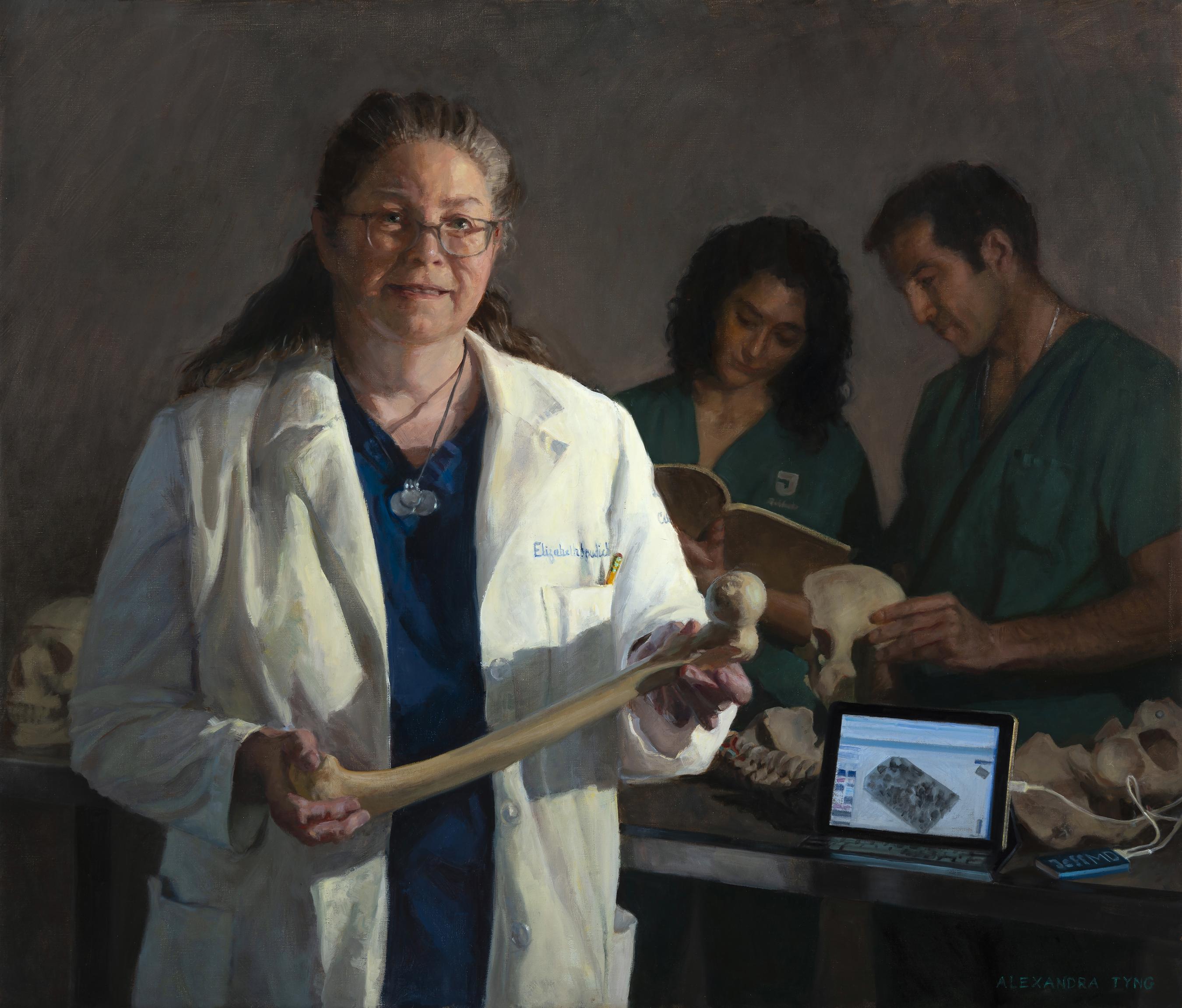 Elizabeth Spudich, PhD