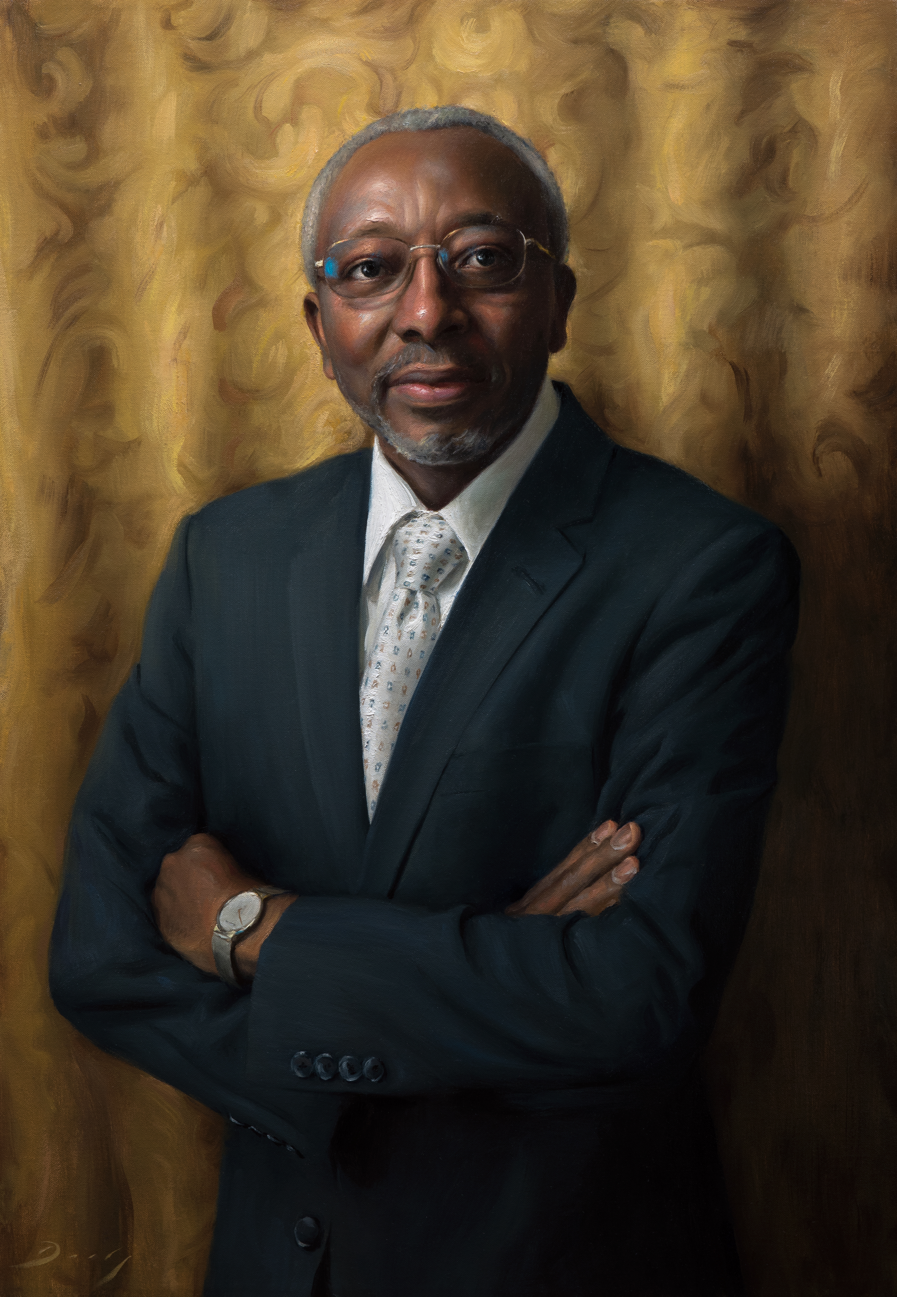 Dr Alfred O. Lewis