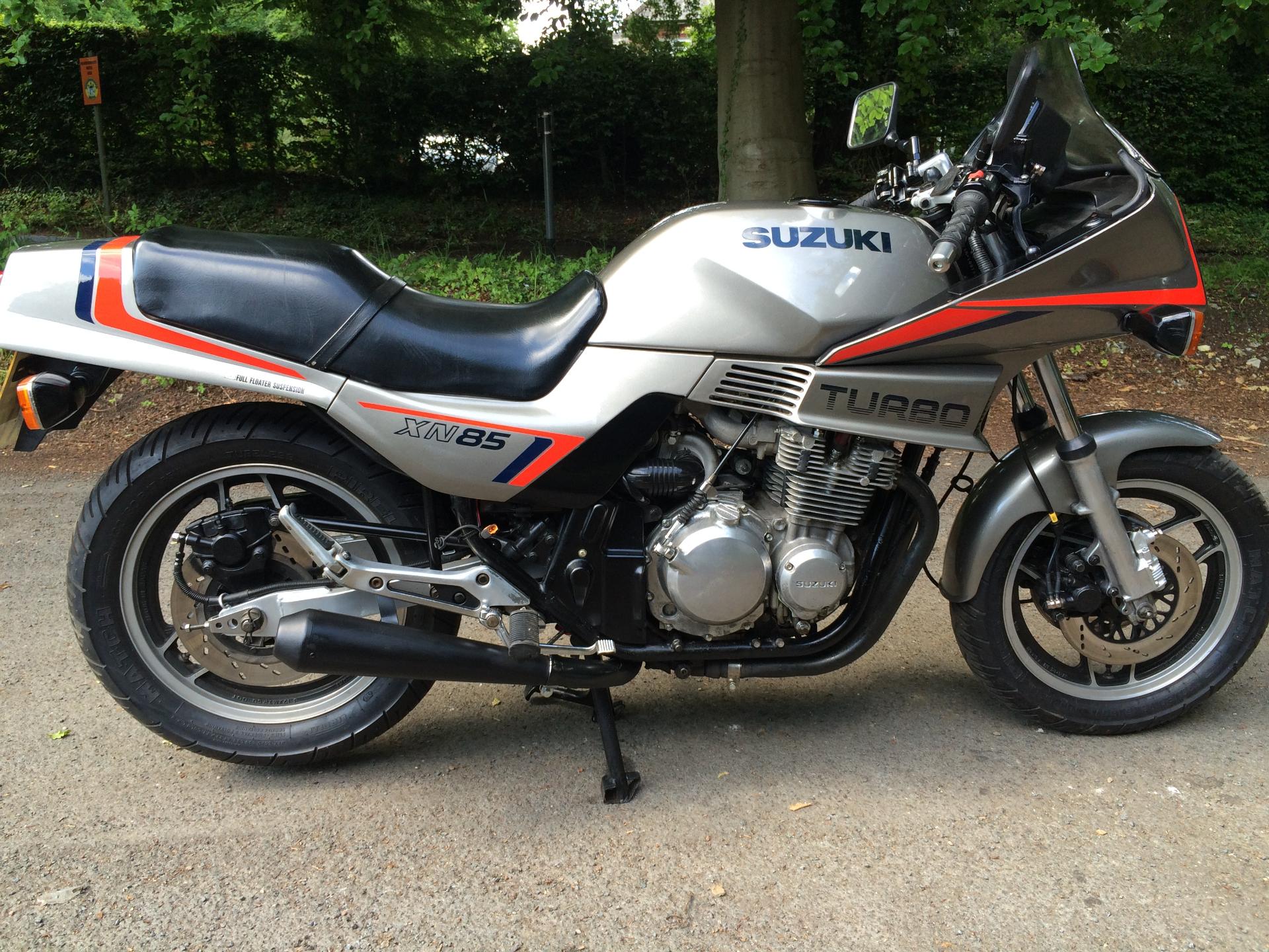 XN85 Turbo £7,250