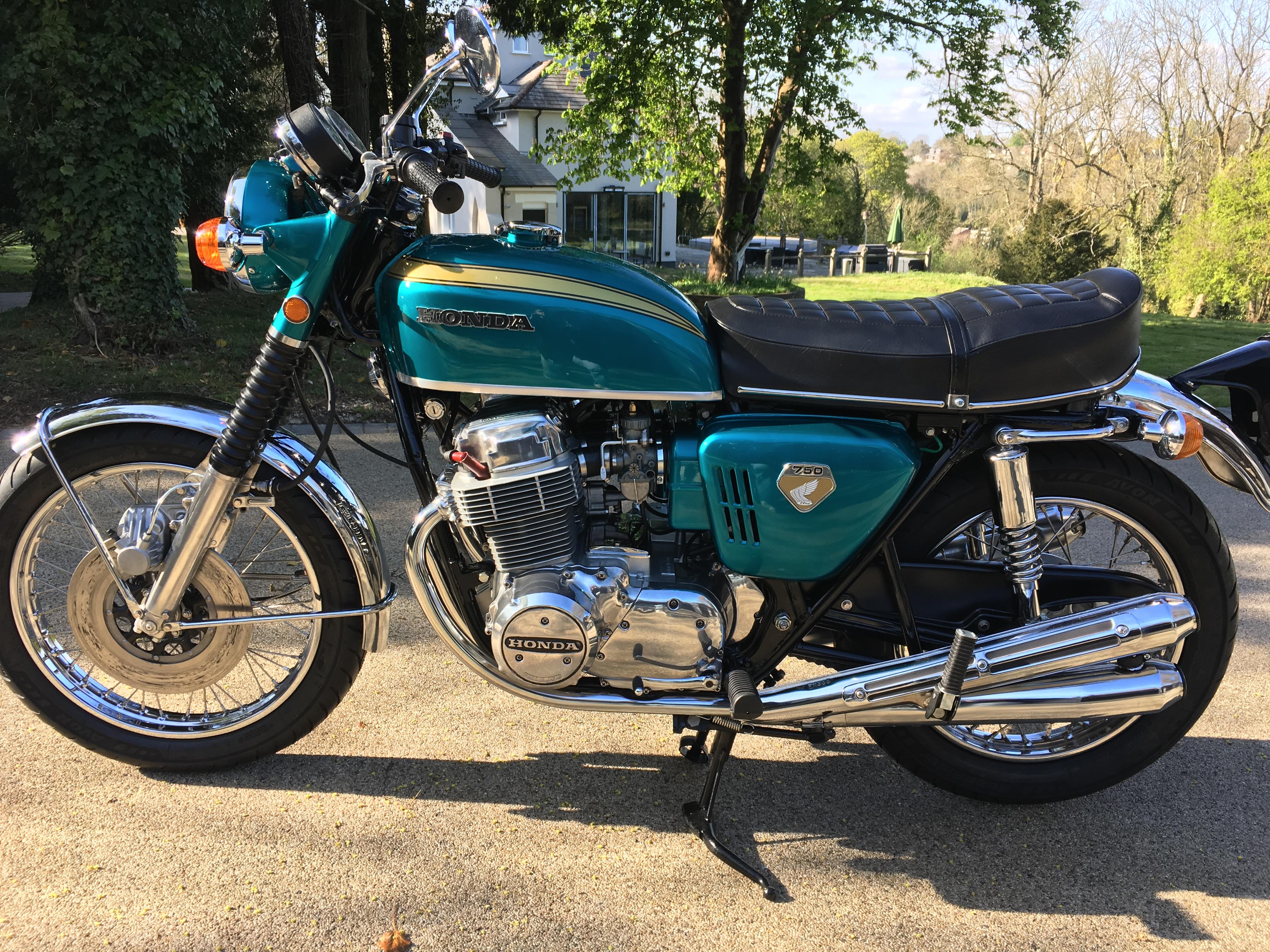 Honda CB750K0 1970
