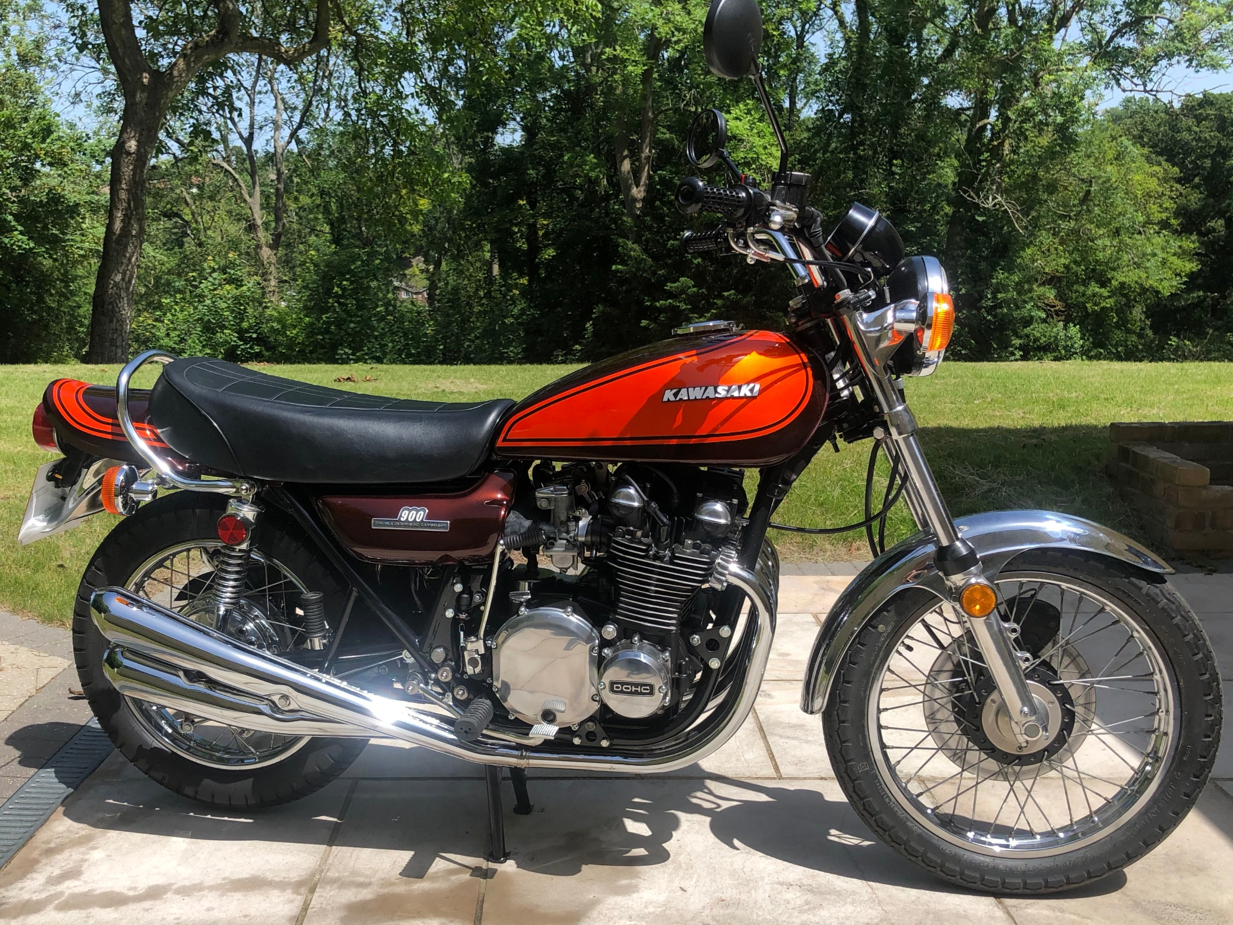 Kawasaki Z1 1973