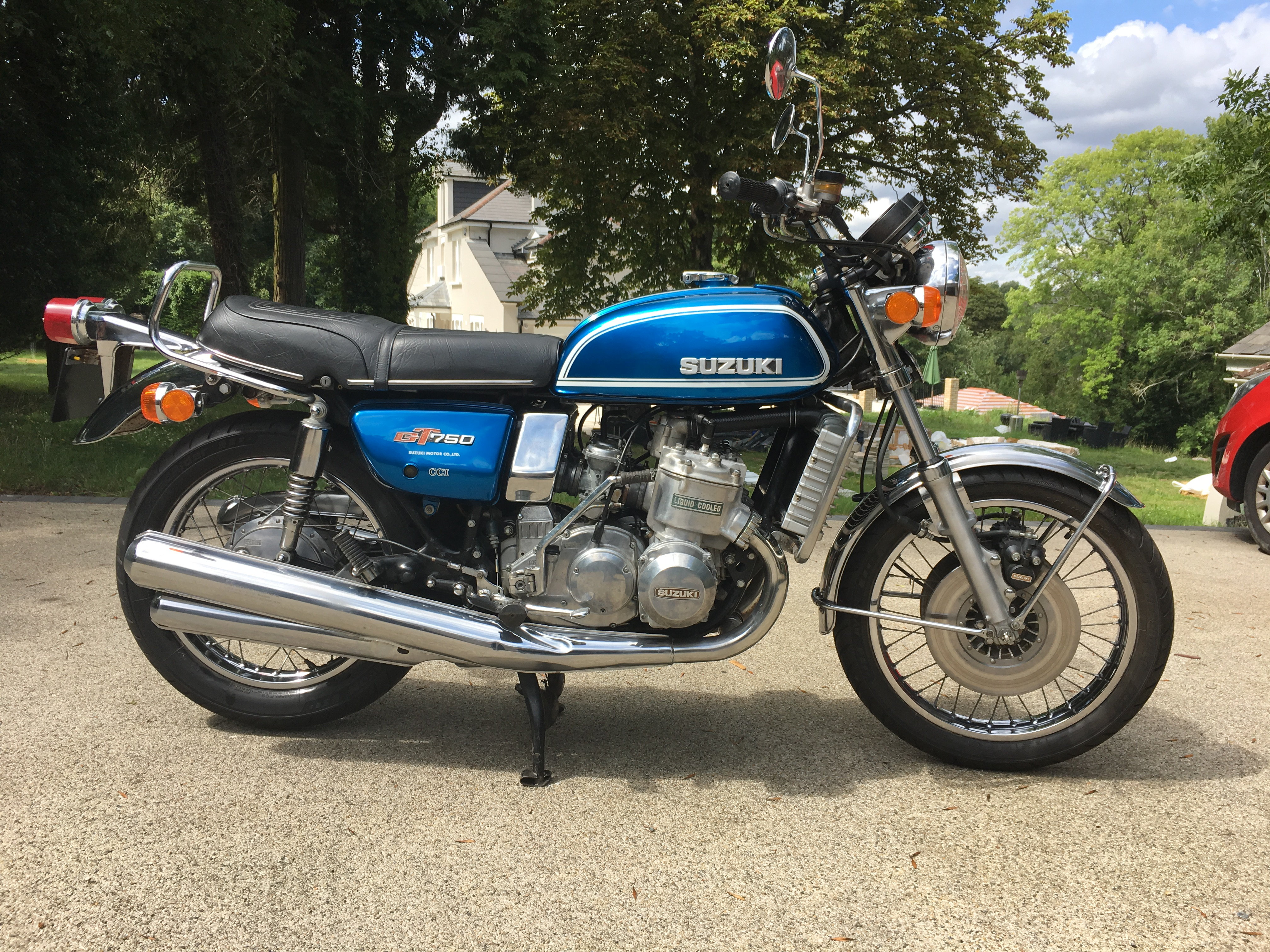 GT750L