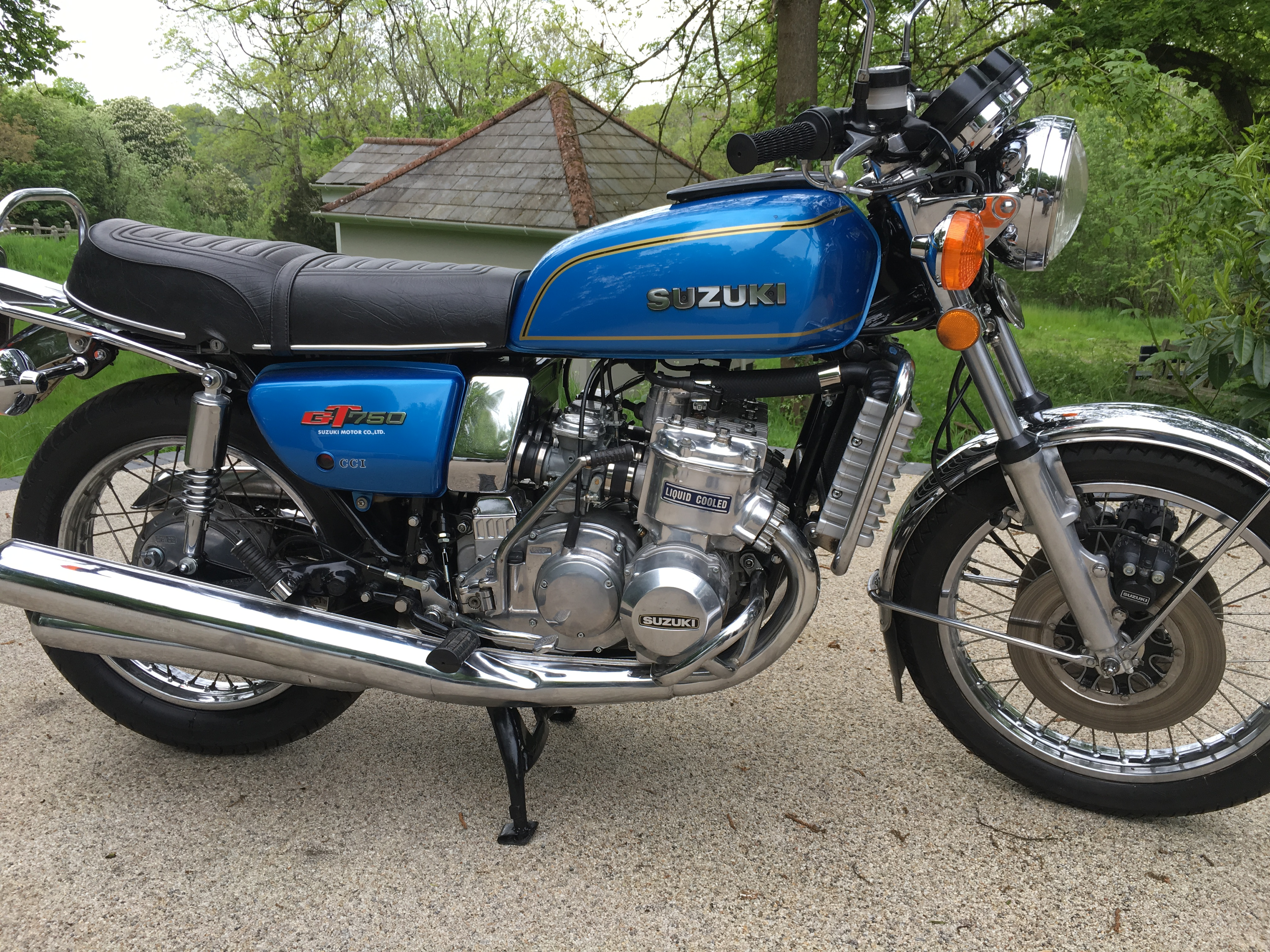GT750B