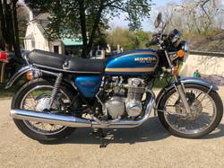 CB550F £6,500
