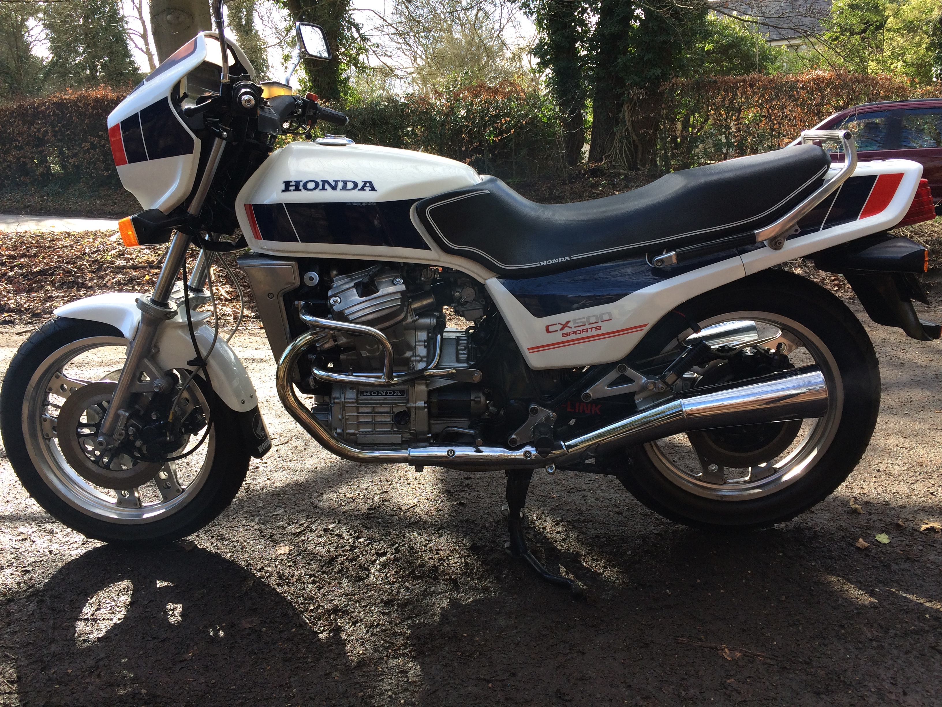 CX500EC