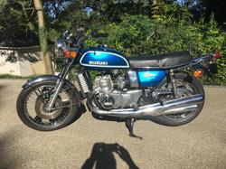 GT750L £8,500