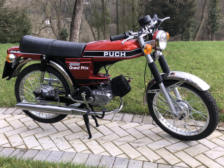 Puch Grand Prix 1976