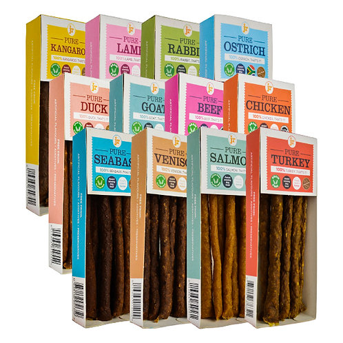 JR Pure Meat Sticks x 4