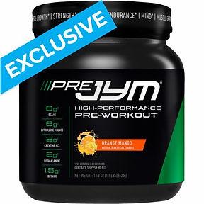 Pre JYM Pre Workout Powder
