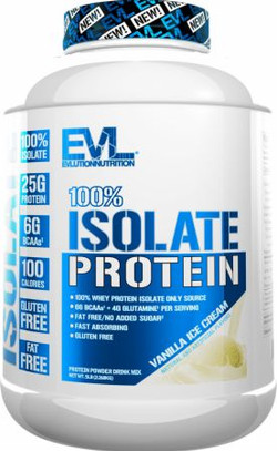 Evlution Nutrition 100% Isolate