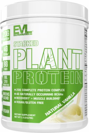 Evlution Nutrition Stacked Plant Protein